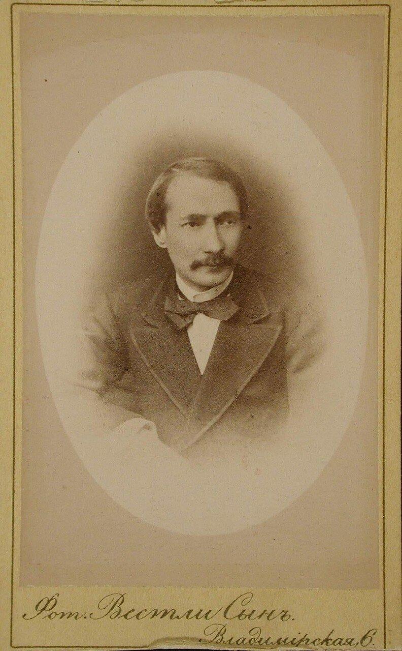 44. Челищев Андрей Николаевич  ( 3 сентября 1819 года - 26 апреля 1902) - действительный статский советник