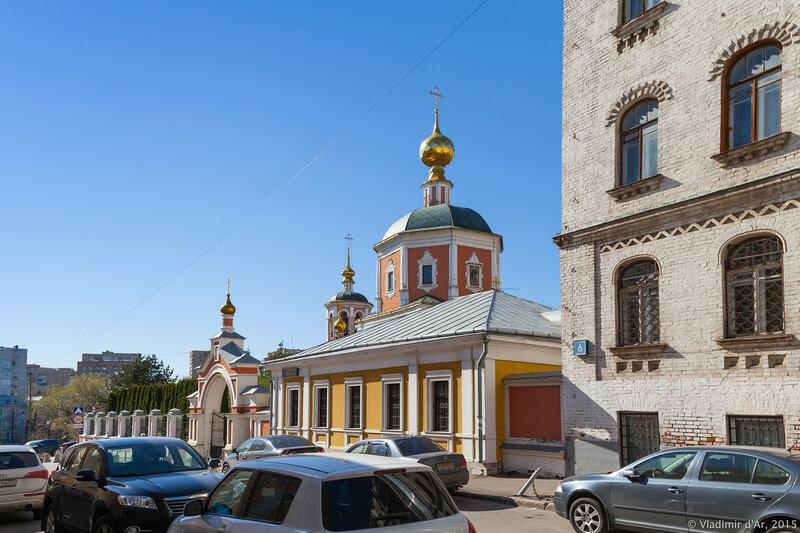 Подворье Свято-Троице-Сергиевой Лавры