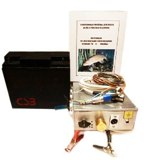 электроудочку - База схем.