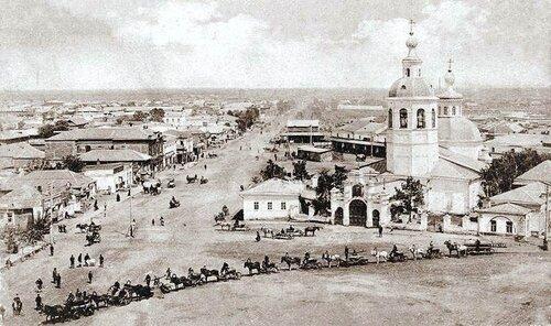 старые фотографии Кургана