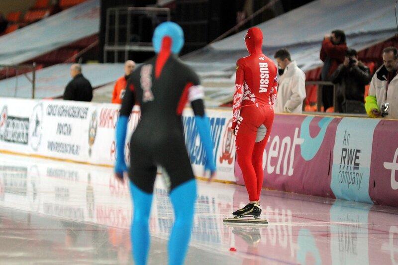 Конькобежный спорт. Шестой этап Кубка мира
