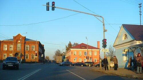 Едем из Питера в Нижний Новгород