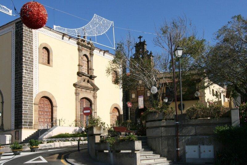 Ла Оратава, Тенерифе