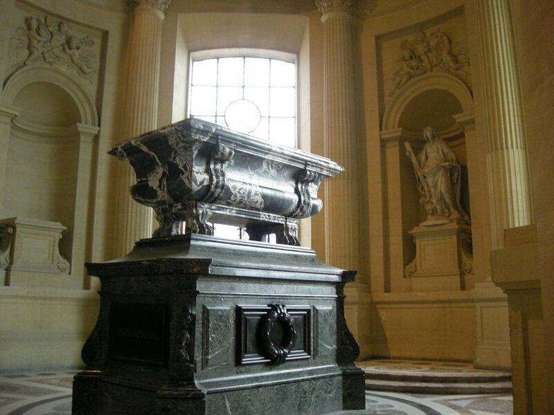 Париж, собор Инвалидов. Гробница брата Наполеона