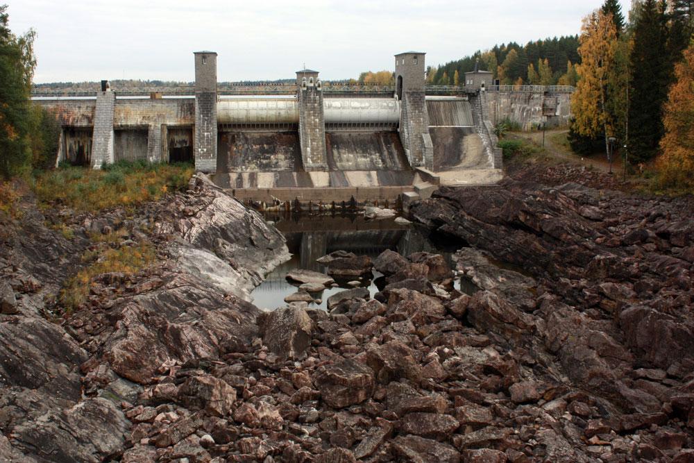 Закрытая гидроэлектростанция