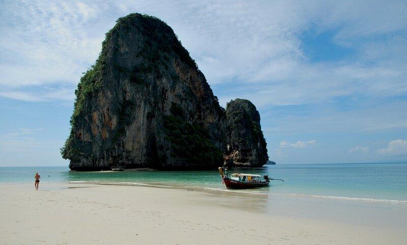 Пляж Пра Нанг