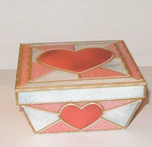 Упаковка для подарков влюблённым