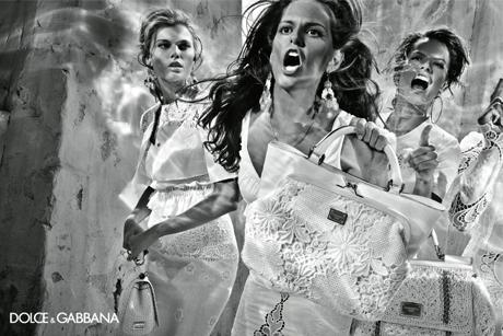 D&G SS 2011 woman, sarafan.dp.ua