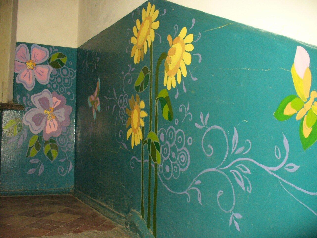 Декор стен 18