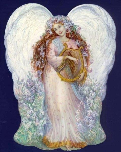 Ангел. Автор Надежда Стрелкина.