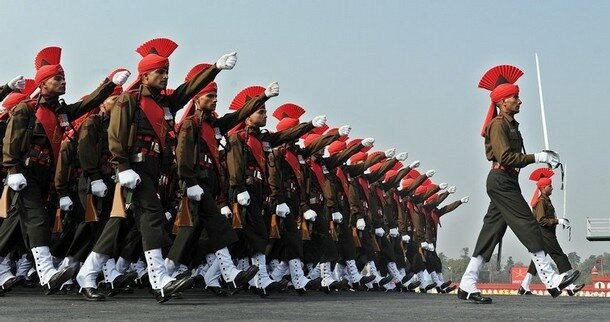 Indian Army's Jammu and Kashmir Light In