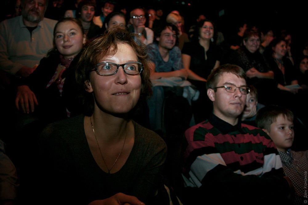 Большой фестиваль мультфильмов, фото