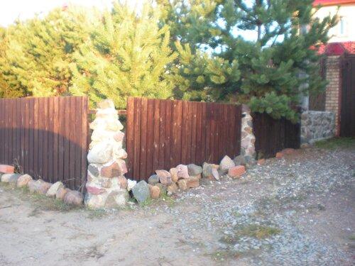 декоративная ограда