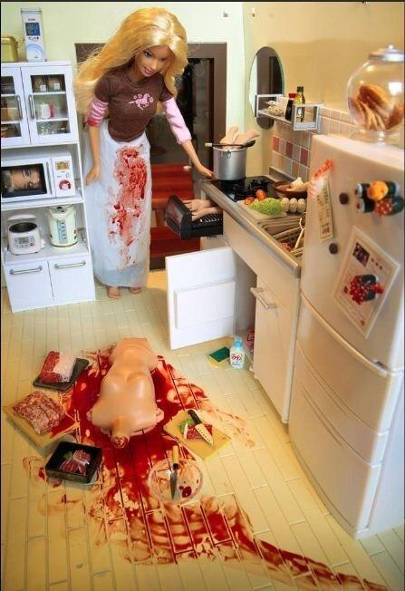 фото барби убийца