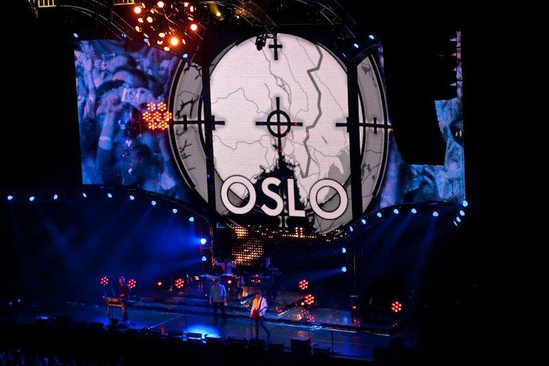 поездка в Осло на последний концерт A-ha!