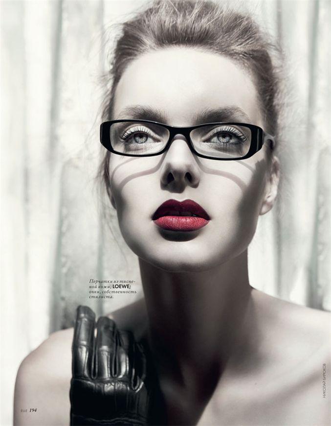 модель Шарлотт / Charlotte, фотограф Nikolay Biryukov