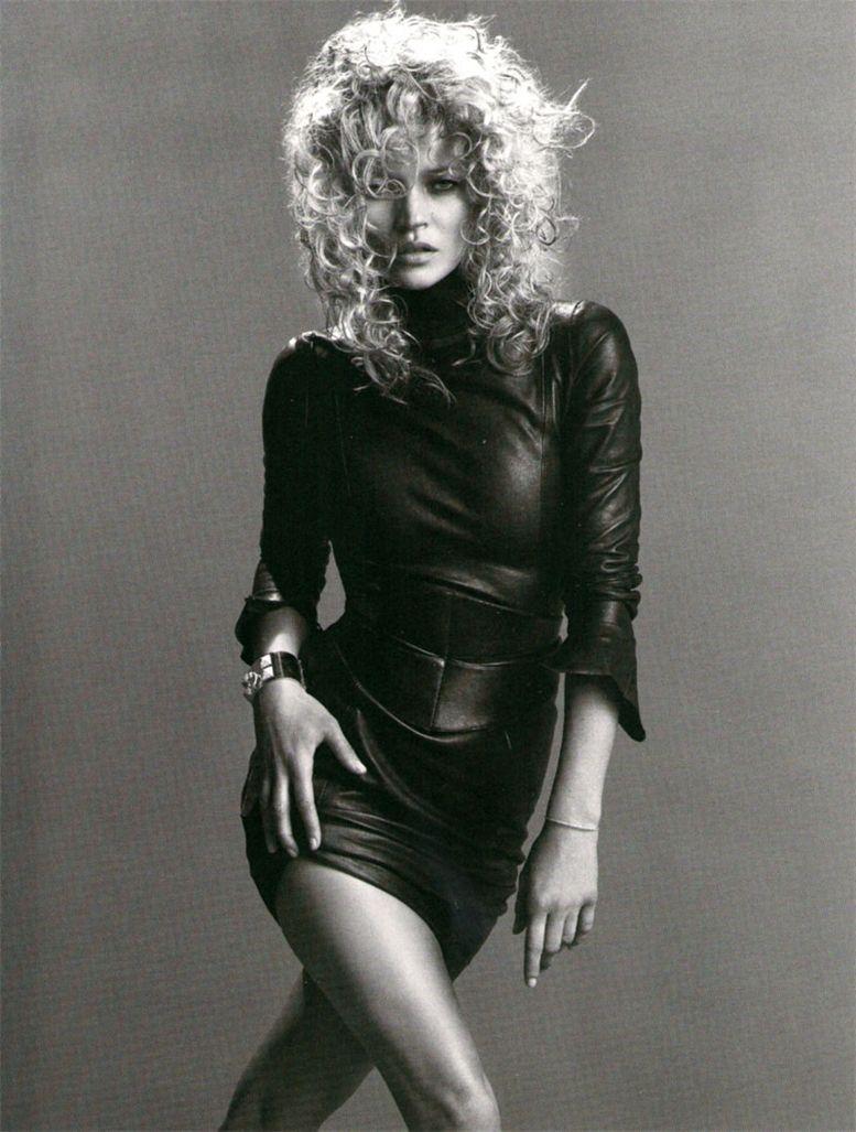 модель Кейт Мосс / Kate Moss, фотографы Inez and Vinoodh