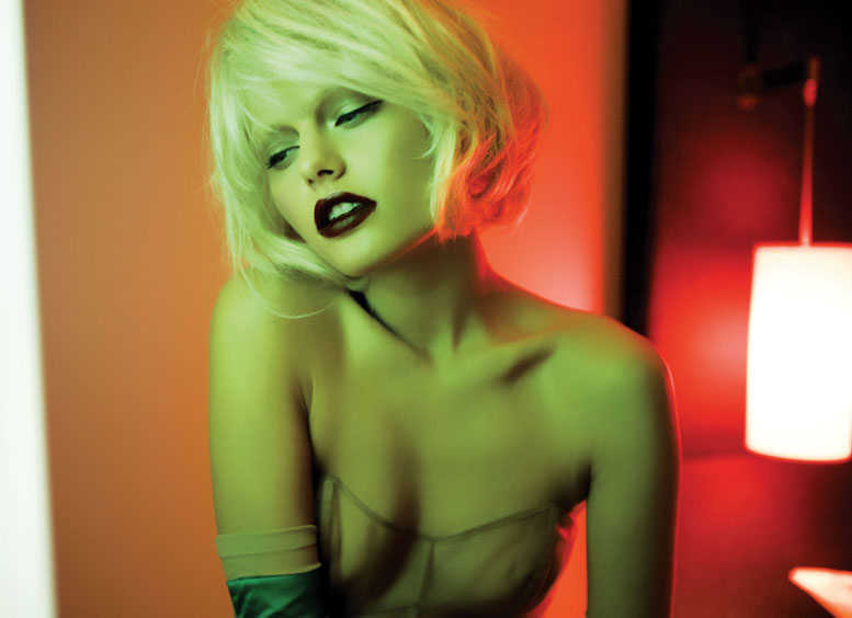 модель Наталья Краучанка / Natalia Krauchanka, фотограф Pierre Dal Corso