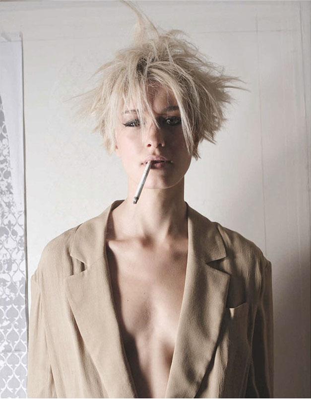 модель Яна Вирт / Jana Wirth, фотограф Michael Donovan