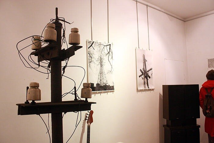 Выставка Михаила Павина