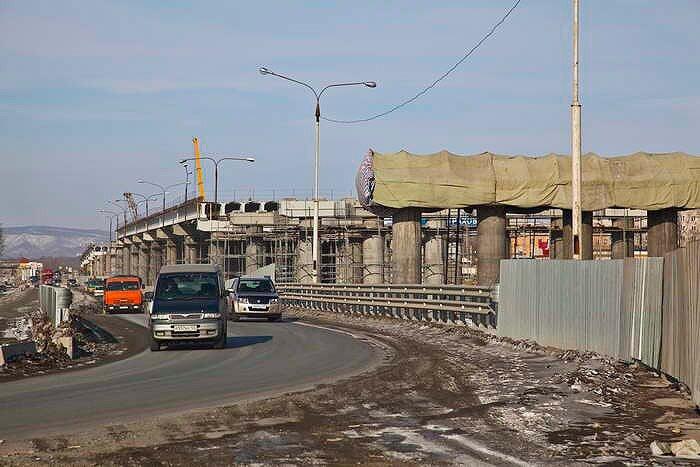 Трасса М-60 Владивосток-Хабаровск