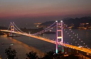 Строительство моста на о. Попова под вопросом