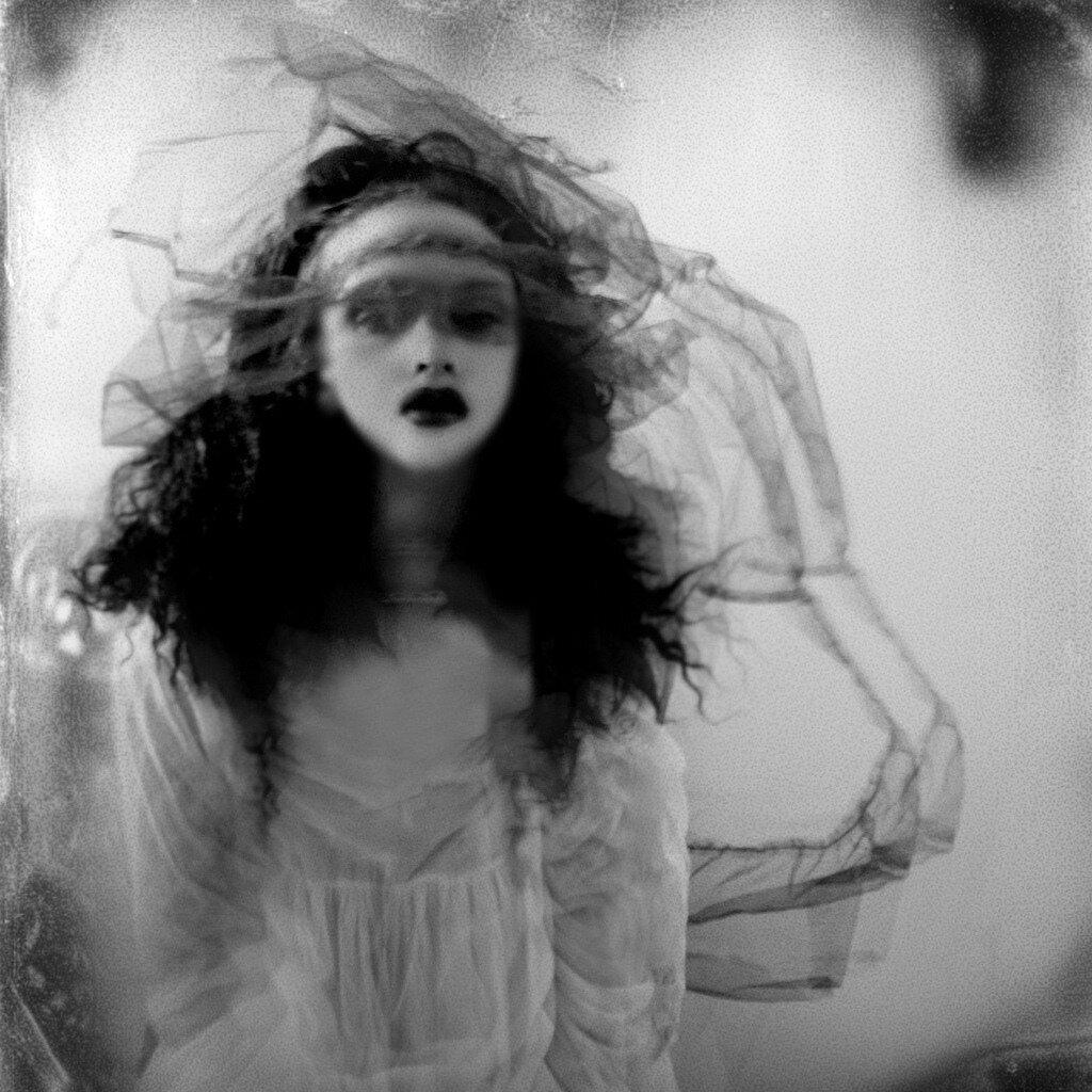 some ghosts are women II© Kristamas Klousch