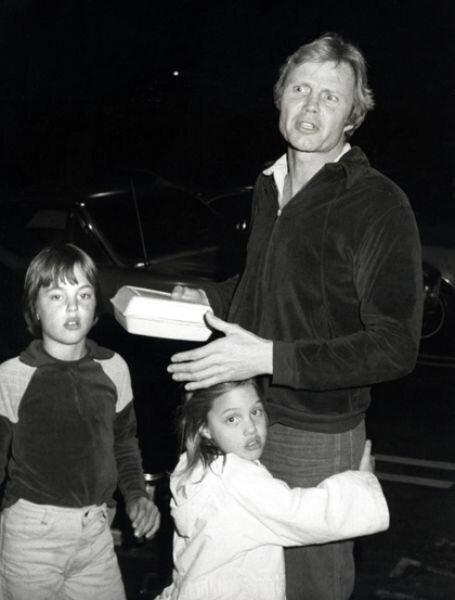 Ануc папа и дочка