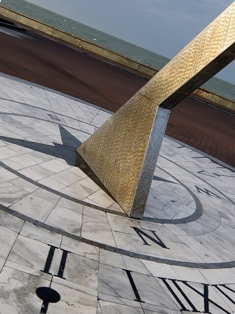 солнечные часы, бердянск