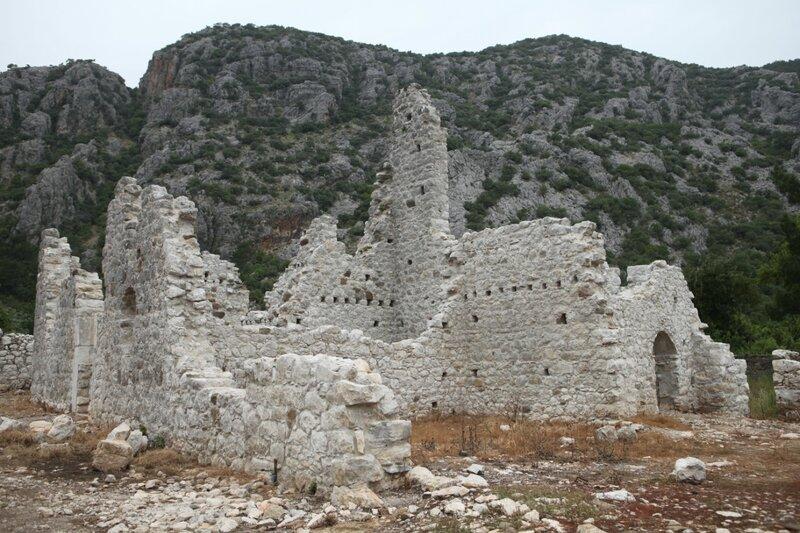 Турция, Олимпос
