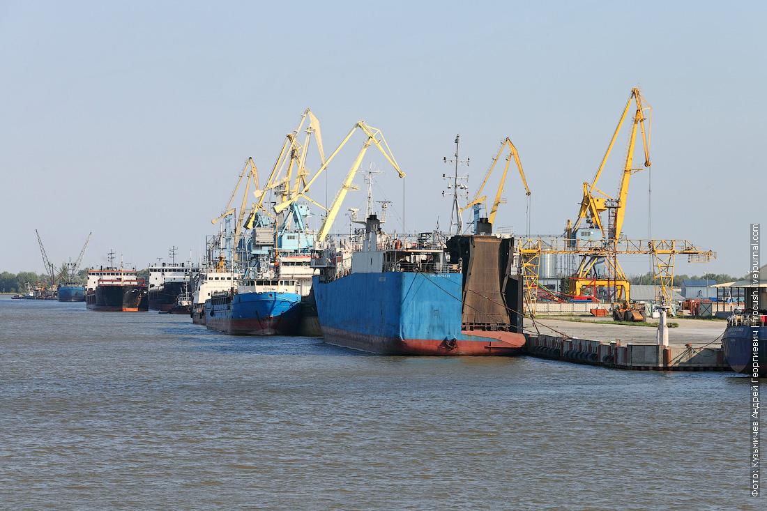 порт Оля