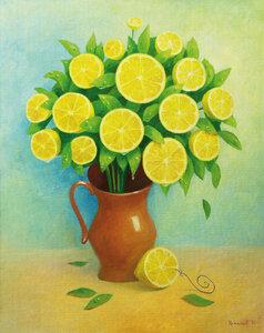Сказочный лимонный мир