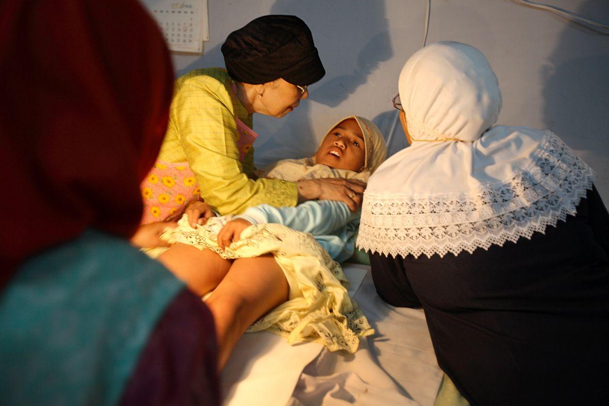 The Guardian Женское обрезание лишает сексуального наслаждения м…