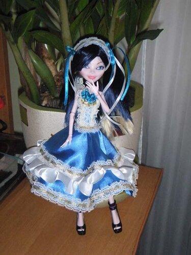 Леся К: наряды для любимки) - Kimberly Club. Одежда для кукол.