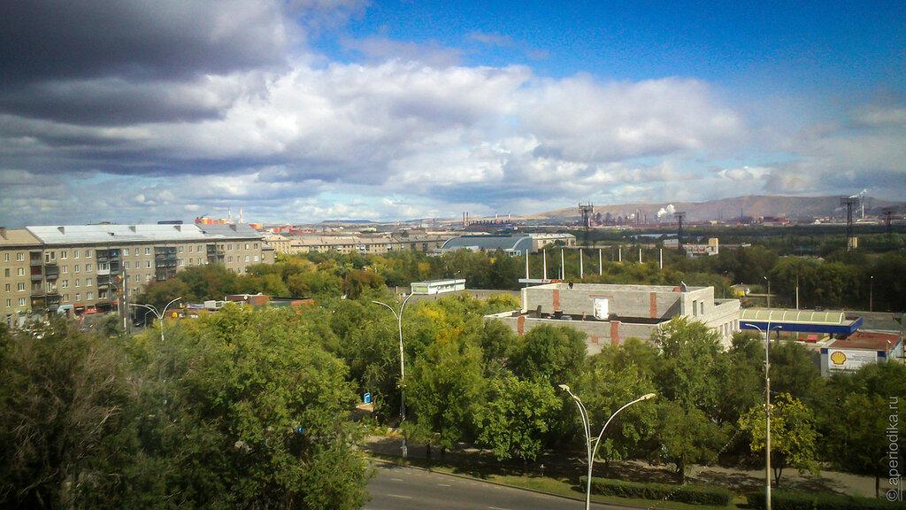 Поездка в Магнитогорск