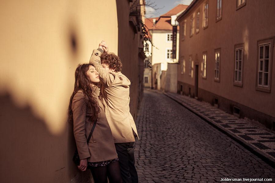 Весна в Праге фото Артура Якуцевича