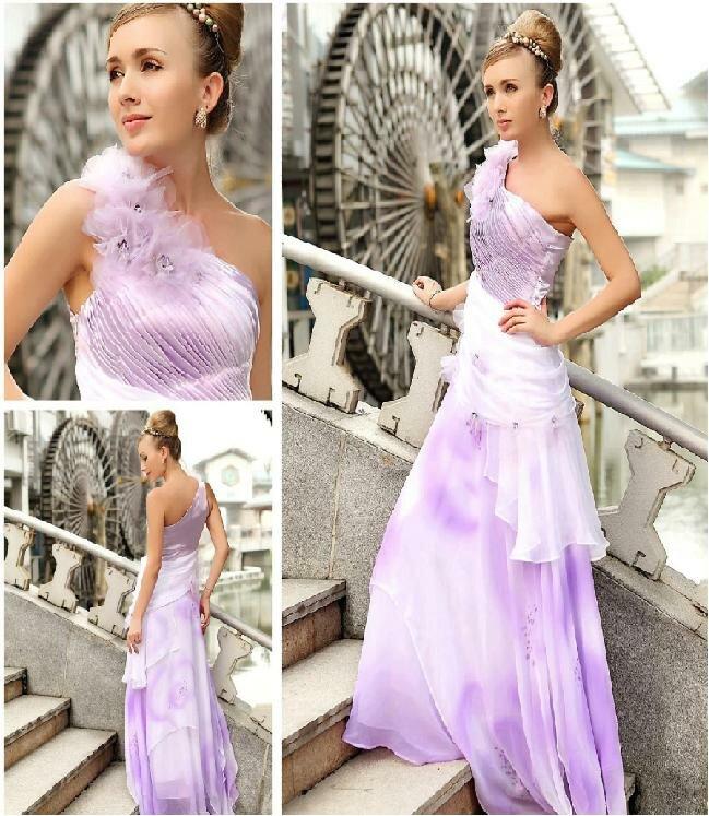 Красивые платья из китая 2