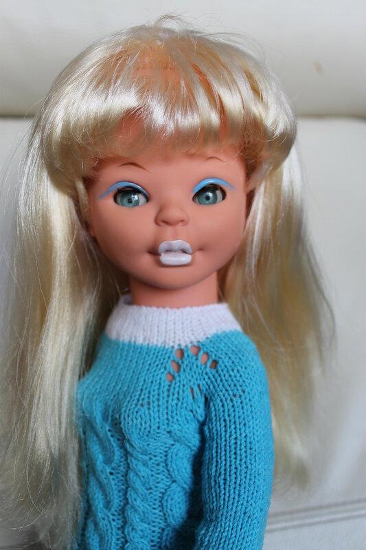 куклы 70-х с поастиковыми волосами маленькие