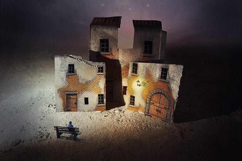 «Мнимые города». Волшебные миры Франческо Ромоли 0 141b40 63bd1a55 orig
