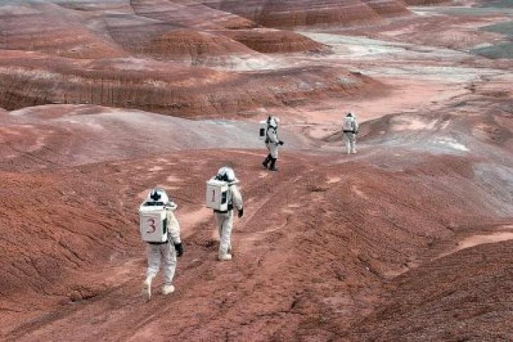 ВNASA создадут средство изчернобыльских грибов для колонистов Марса