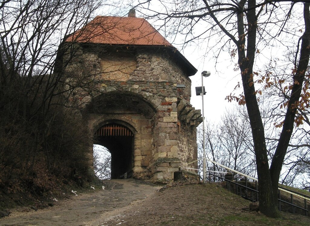 Вишеградская крепость (Visegrád)