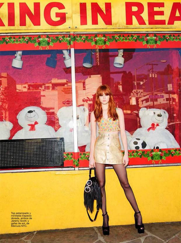 Кэролайн Сильта (Caroline Silta) в журнале Spanish Glamour