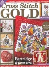 Журнал Книга Cross Stitch Gold Issue № 105 2013