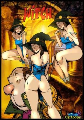 Журнал Журнал Ведьма 1