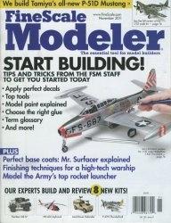 Журнал FineScale Modeler №11, 2011