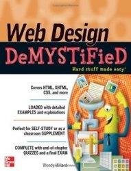 Книга Web Design DeMYSTiFieD