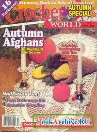 Журнал Crochet World Special Autumn 1995