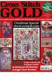 Журнал Cross Stitch Gold  №5
