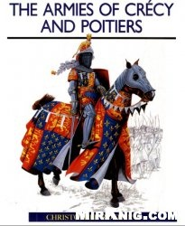 Книга The Armies of Crecy and Poitiers