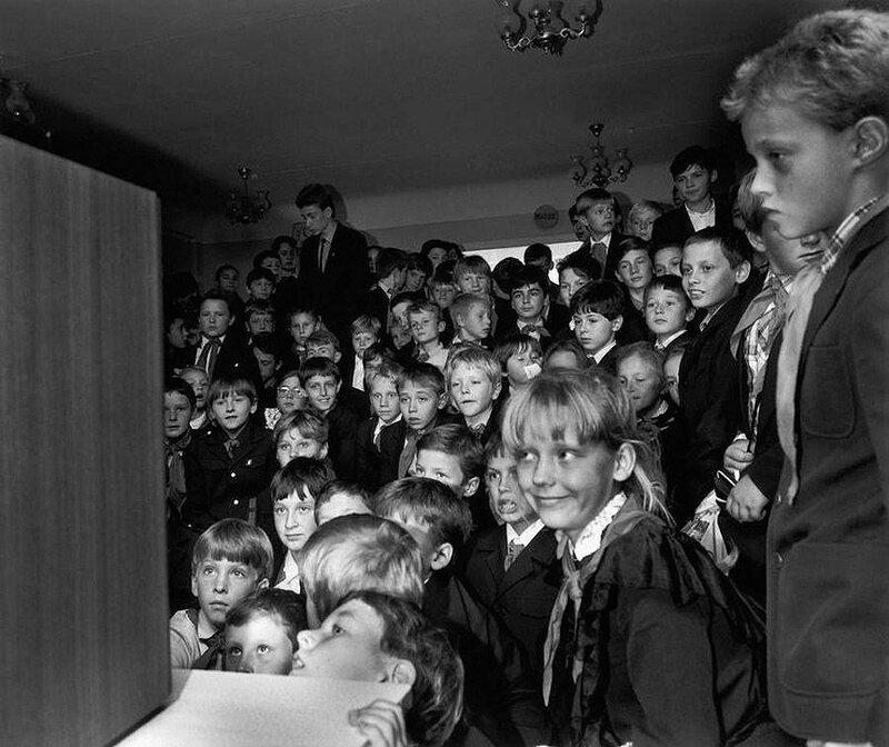Киев. В школе. 1989 год